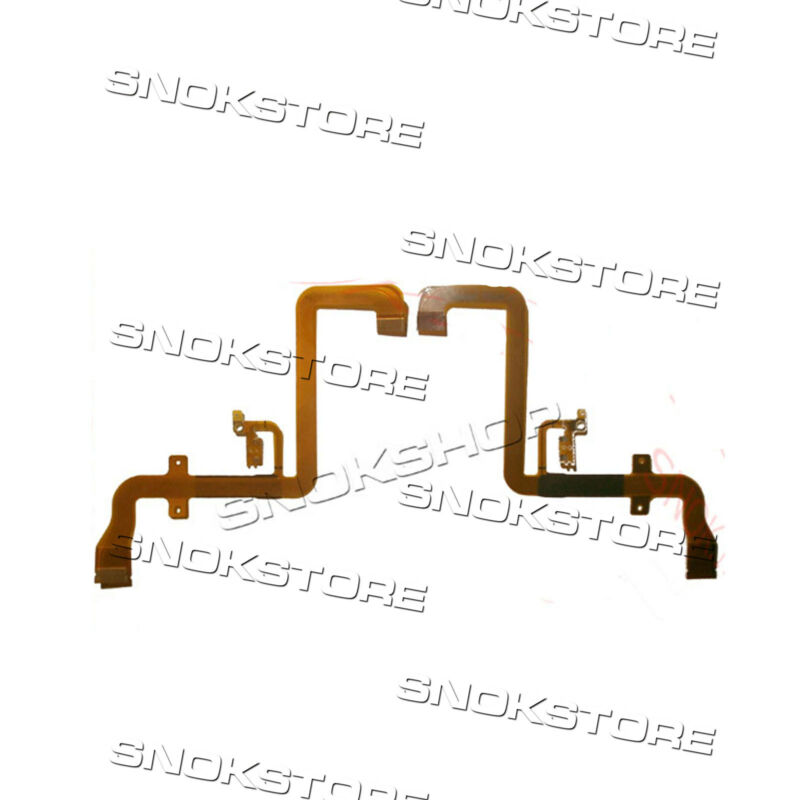 New LCD Flex Cable Flat For Camcorder Panasonic PV-GS500 PV-GS508 Part