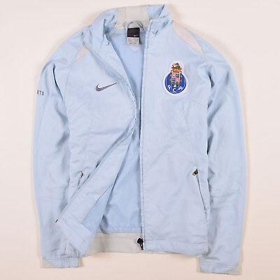 Nike Herren Jacke Jacket Gr.S FC Porto Trainingsjacke Blau, 58985