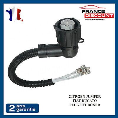 Cable Adaptador Con Toma de Luz Trasero Citroen Fiat Peugeot 6583CL