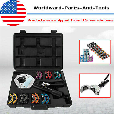 71500 A/C Hydraulic Hose Crimper Air Conditioning Repair Crimping Tools Kit