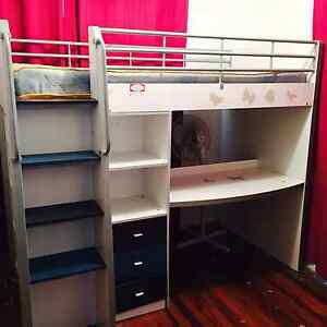 paddington loft bed instructions