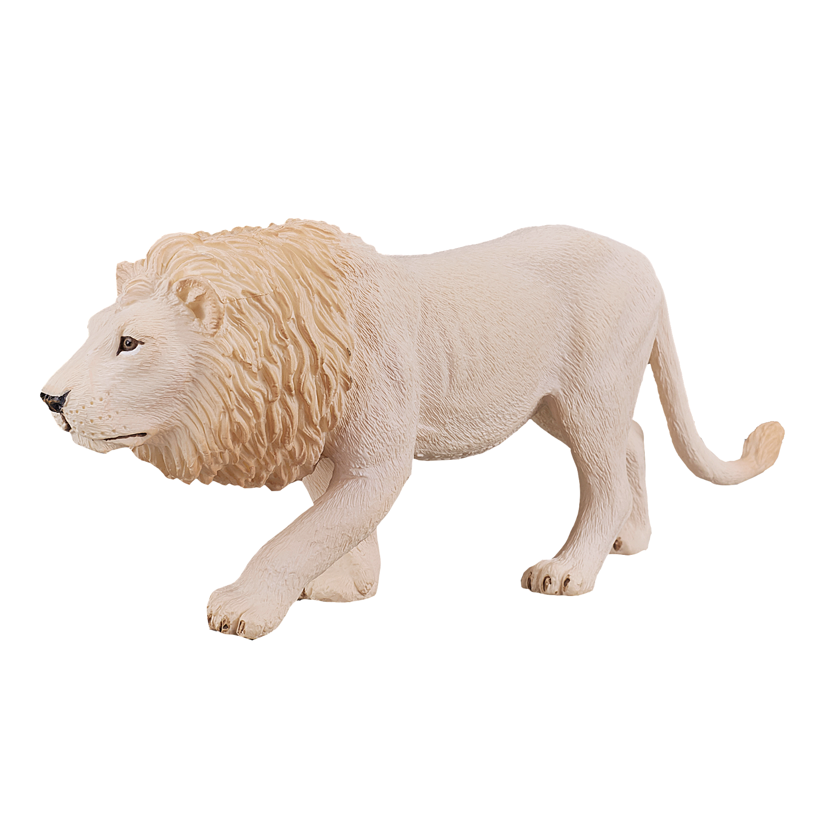 Mojo WHITE TIGER CUB Wild zoo animals play model figure toys plastic forest