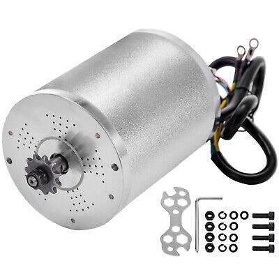 Motor sin Escobillas Motor Eléctrico para Go Kart 48V 1500W CC para...