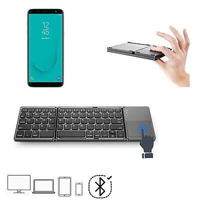 Handy Bluetooth Tastatur für DG300MTK6572W Android Mit Touchpad - FKT Android-handy Mit Tastatur
