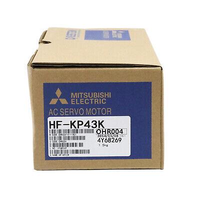 1pc Mitsubishi Servo Motor Hf-kp43k Hfkp43k New In Box Us Ship
