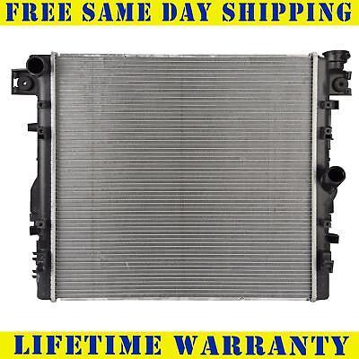 Radiator For Jeep Fits Wrangler 3.6 3.8 V6 6Cyl 2957