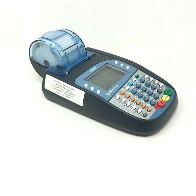 Hypercom T4100 Credit Card Machine With Paper
