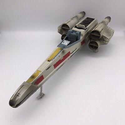 Star Wars X-Wing Fighter Luke Skywalker Empire Strikes Back 2002 Saga Hasbro