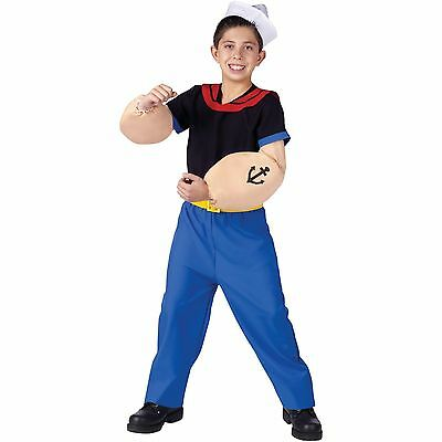 Popeye Toddler/Child Costume