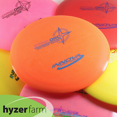 Innova STAR ORC *pick your weight & color* Hyzer Farm disc golf