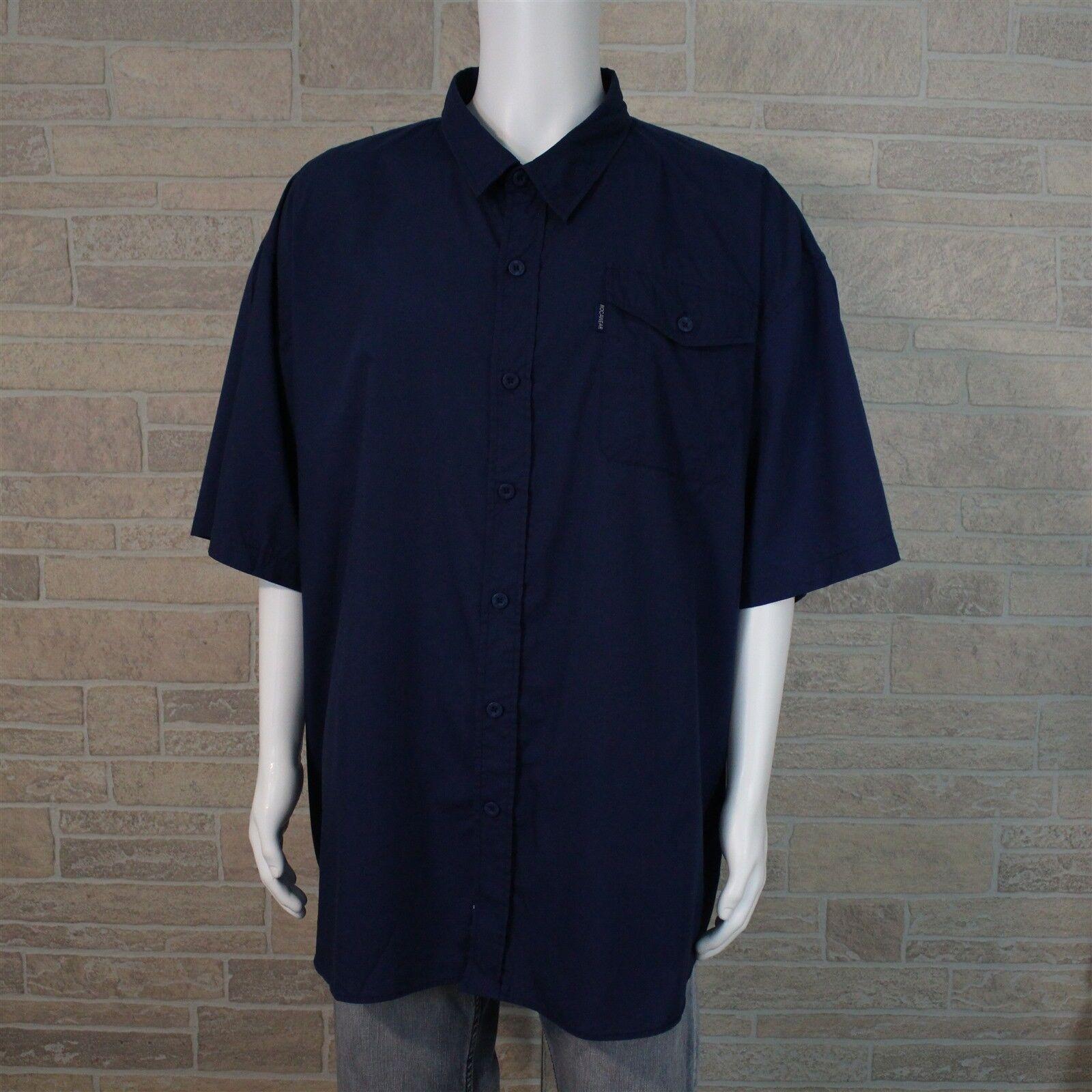 Rocawear Short Sleeve Shirt Size 5XB NWT men