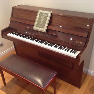 Upright Piano - lovely condition, lovely tone. Kellyville The Hills District Preview