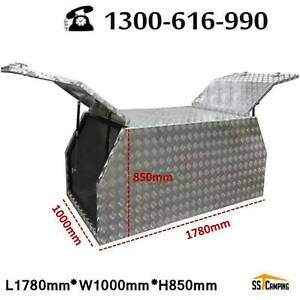 Hot ! L1780*W1000*H850 Heavy Duty Canopy Gullwing Toolbox