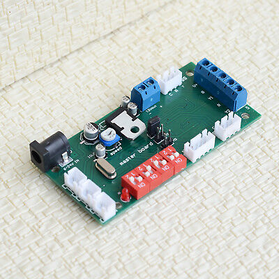 1 x model railroad automatic signal controller with train detector master board