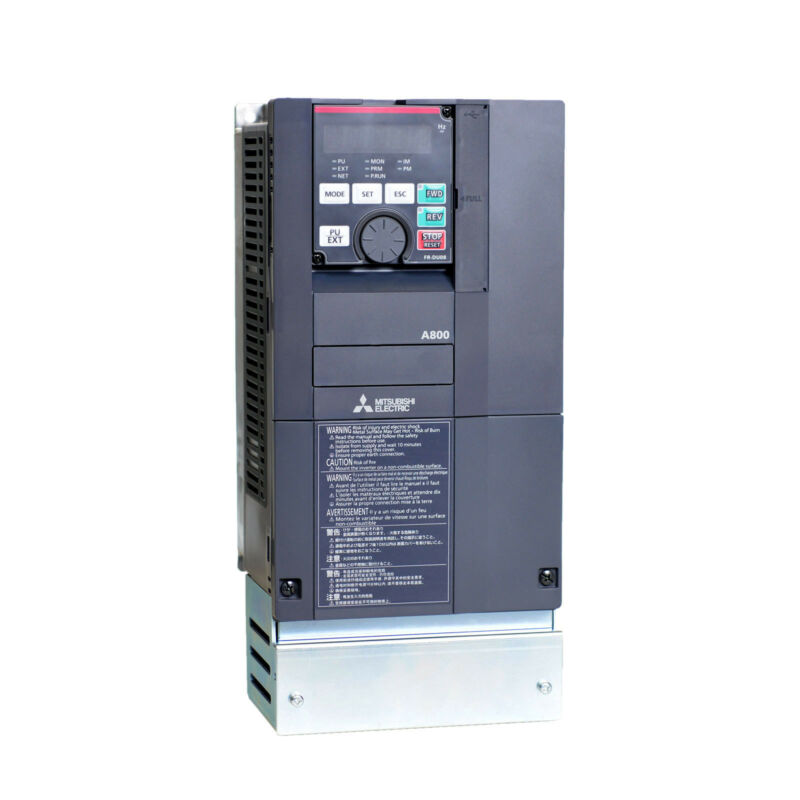 25hp & 20hp 460v 3-phase Mitsubishi A800 Vfd Drive Fr-a840-00380-1-n6