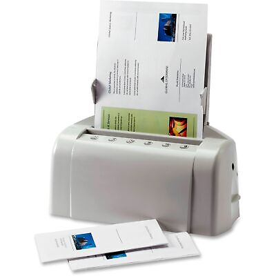 Sparco Spr18726 Tabletop Letter Folding Machine 1 Each Putty