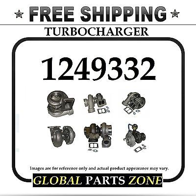 New Turbo For Caterpillar Cat 3116 3126 1249332 124-9332 322 325 Free Delivery
