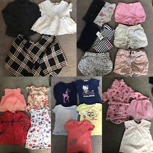 Size 3T girls 25 piece clothing clothes lot gap Mexx etc