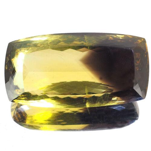 VVS Natural Bi Color Quartz 208 Cts Museum Grade Priceless Certified Gemstone