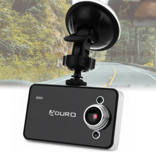 Aduro U-Drive Pro HD DVR Dash Camera Dash Cam Video Recorder Auto Car Recording