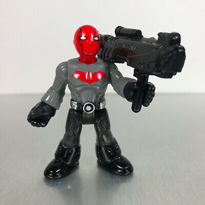Imaginext DC Super Friends RED HOOD figure from Series 1 Complete!