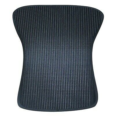 Back Mesh For Herman Miller Aeron Chair - Black Mesh - Size B