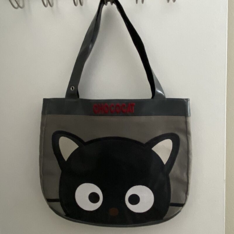 "NEW Sanrio Collector's Chococat Medium Tote Bag (17""x 15"")"