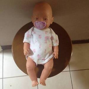 Baby Born Doll with clothes Cooloongup Rockingham Area Preview