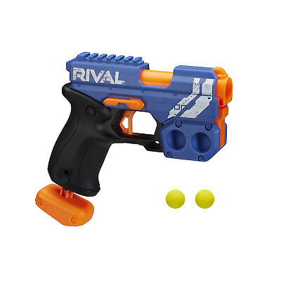 Nerf Rival Knockout XX-100 Blaster -- 90 FPS, 2 Nerf Rival Rounds, Team Blue