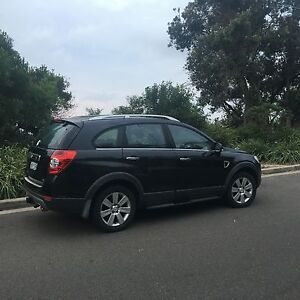 2009 Holden Captiva Wagon Coogee Eastern Suburbs Preview