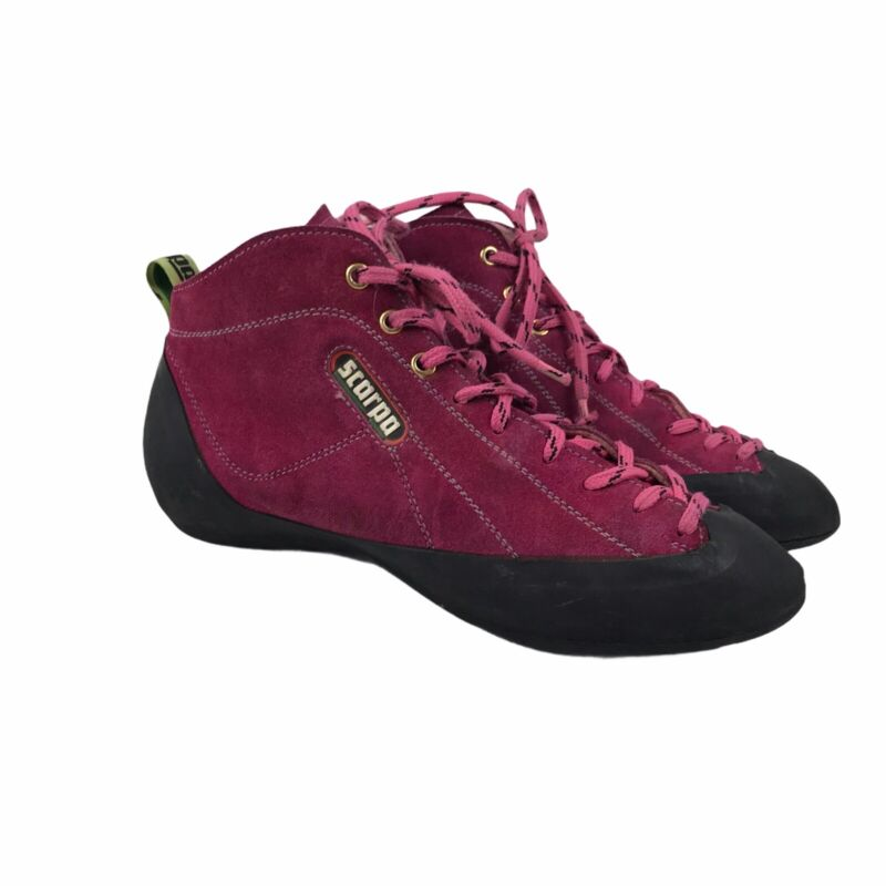 Scarpa Climbing Shoes Boots Size 41