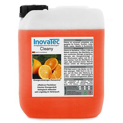 5l Orangenölreiniger Konzentrat Orangenreiniger Autoreinigung Innenreinigung