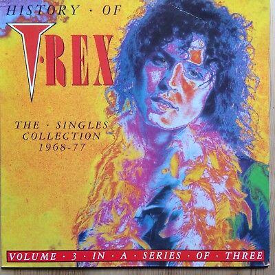 Gebraucht, History of T Rex The single collection 1968 - 77 Volume 3 guter Zustand gebraucht kaufen  Bochum