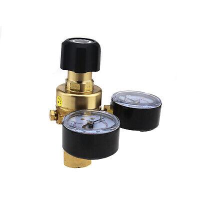 Argon Co2 Mig Tig Flow Meter Welding Weld Regulator Gauge Gas Welder 315 Bar