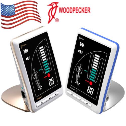 USA Woodpecker Dental Apex Locator LCD Endodontic Root Canal Finder Woodpex III