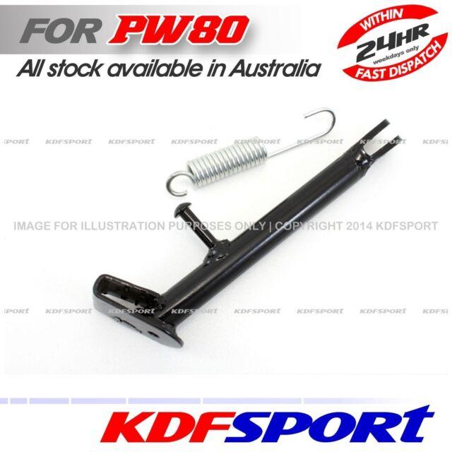 KDF PW80 PY80 80 SIDE STAND SPRING KICK FOR YAMAHA PEEWEE PW PY BOLT BIKE PARTS