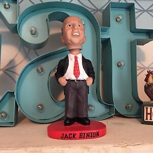 Jack Binion promotional bobblehead doll Given out in 1999