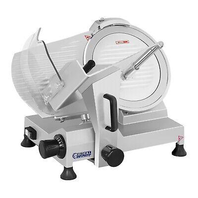 Gastro Aufschnittmaschine elektrische Schneidemaschine Wurstschneider 300 mm