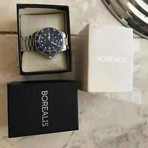 Rare Borealis 1500m divers Automatic men's watch with box Dandenong Greater Dandenong Preview