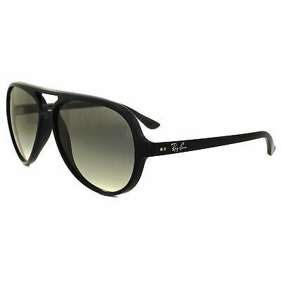 Ray-Ban Sunglasses Cats 5000 4125 601/32 Black Grey Gradient
