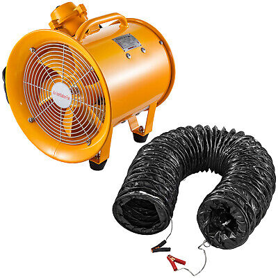 10 Atex Explosion Proof Axial Fan 10 5 M Explosion-proof Pvc Ducting