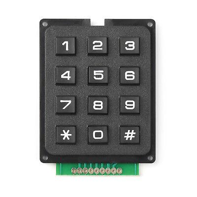 4 X 3 Matrix Array 12 Keys 43 Switch Keypad Small Keyboard Module For Arduino E