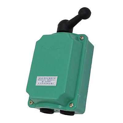 Qs-60 Ac 380v 60a 3 Position Rain Proof Forward Reversing Motor Drum Switch