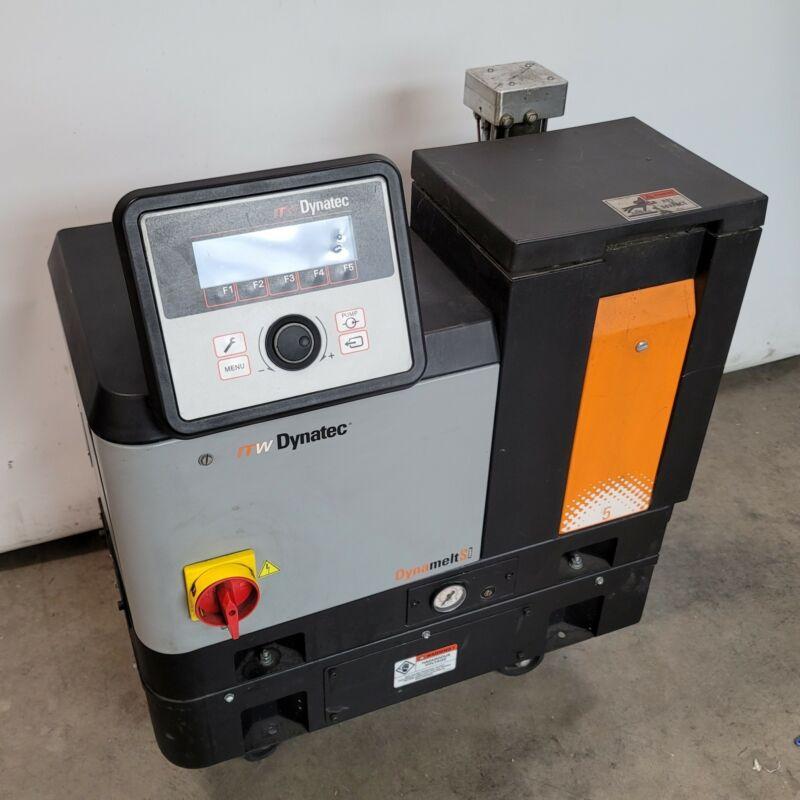 ITW Dynatec SR5N2P1215 Dynamelt Adhesive Supply Unit 480VAC 3Ø, 23lbs/hour
