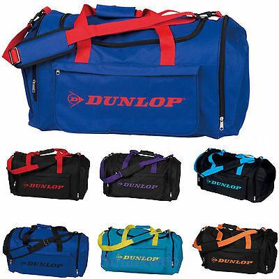 Dunlop Herren Tasche (Dunlop Damen Herren Sporttasche Rucksack Tasche Sportrucksack 55 Liter)