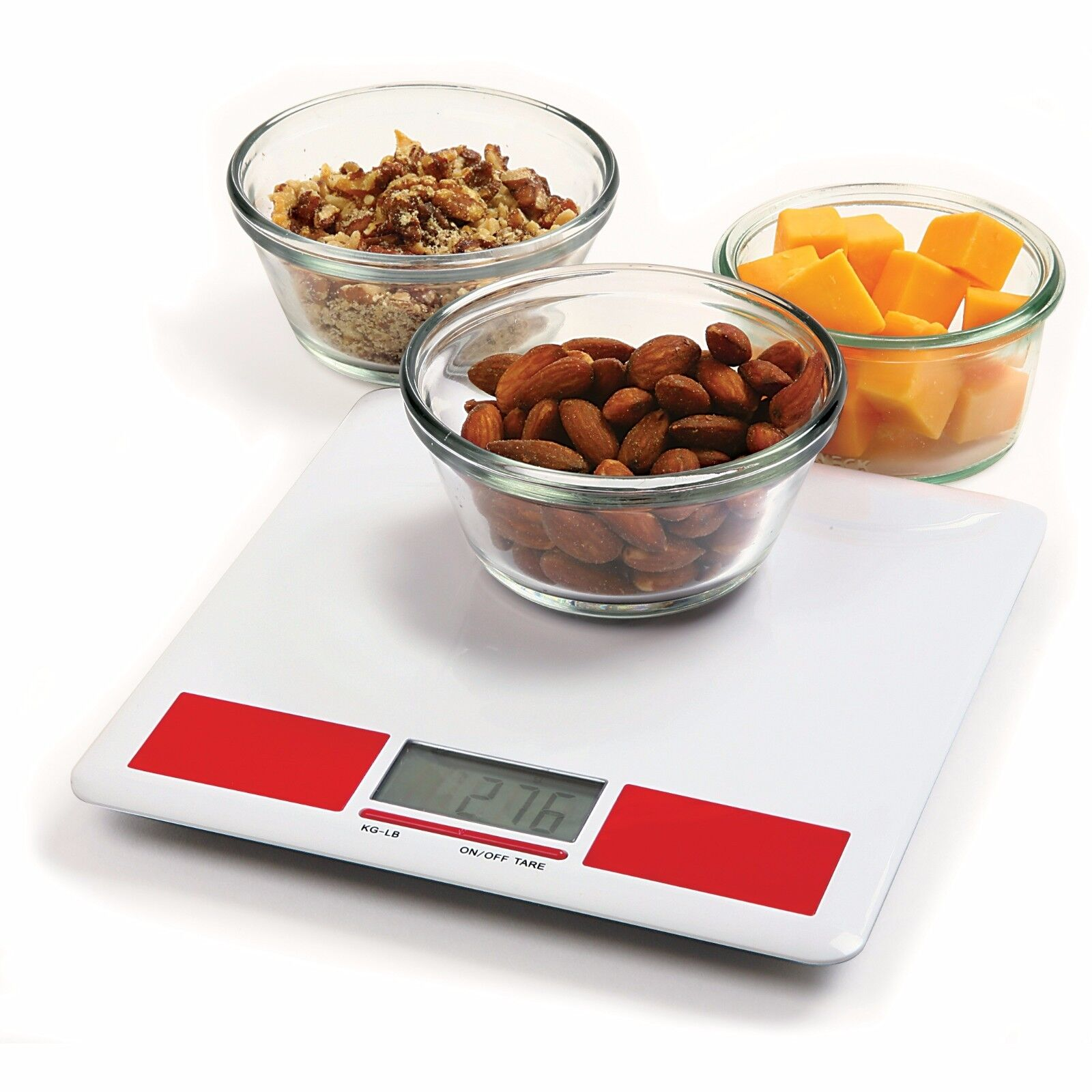 Norpro Digital Diet Scale 11LB/5KG Kitchen Accurate Portion Control 8634