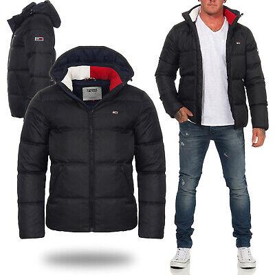 Tommy Jeans TJM Essential Down Jkt Herren Winterjacke Daunenjacke Jacke