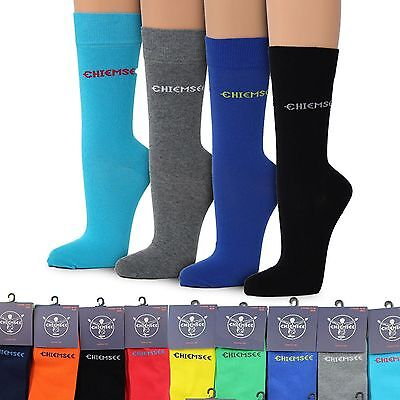 Neu 2 Paar farbige Chiemsee Herrensocken Socken Strümpfe Gr. 39-42, 43-46, 47-50