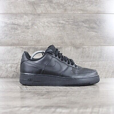 Nike Air Force 1 '07 Trainers In Black RRP £80