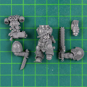 Drenn Redblade Blood Claw Space Wolves Deathwatch Overkill 40K 3822